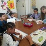 Atelier d'accompagnement scolaire spécifique CLAS